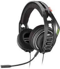 <b>Plantronics RIG 400HX Dolby</b> Atmos Gaming Headset Xbox One ...