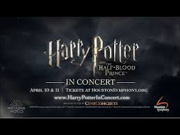 <b>Harry Potter</b> and the Half-Blood Prince™ in Concert - Houston ...