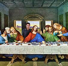 last supper s th person by lattas on last supper s 14th person by lattas