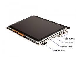 <b>7</b>-<b>Inch</b>-1024x600 <b>Capacitive</b> Touch Screen (Extend Two USB HOST ...
