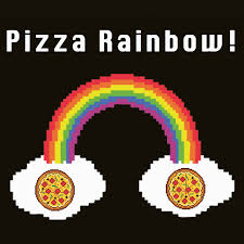 Pizza Rainbow
