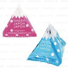<b>CHARLEY Onsen</b> Japon Japon Mt. Fuji Bath Salt 20g - 2 Types ...