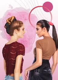 <b>invisibobble</b>® <b>WRAPSTAR</b> – spiral hair ring meets hairband