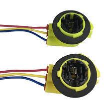 turn signal light socket new 3157 4157na bulb socket turn signal light harness wire plug connectors