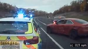 Burglar jailed after high <b>speed car</b> chase - BBC News