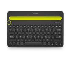 Logitech K480 Multi-Device <b>Bluetooth Wireless</b> Keyboard