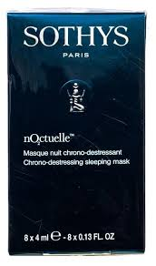 <b>маска</b> Sothys nO2ctuelle Chrono-Destressing Sleeping Mask ...