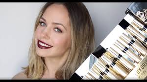 My New Lip Video. I swatch the new <b>Bobbi Brown</b> Luxe Shine ...