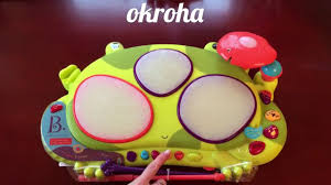 <b>Игрушка</b> мульти-барабан Лягушка от Battat B Toys в магазине ...