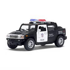 <b>Машинка металлическая</b> модель Hummer H2 SUT (Police ...
