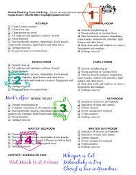 worksheets for your house cleaning business savvycleaner > ask a savvycleaner com house cleaning worksheets page 1