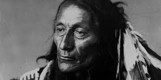 Image result for crowfoot blackfoot indian chief