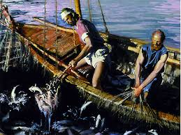 Image result for pictures of fishing boats in sea of galilee