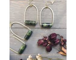 <b>Olive</b> green <b>gemstone</b> | Etsy