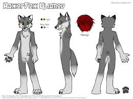 character reference haxorfox by h4x0rf0x on character reference haxorfox by h4x0rf0x character reference haxorfox by h4x0rf0x