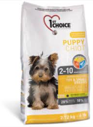 <b>1st Choice</b> (<b>Dog</b>)   Au royaume des animaux