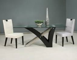 White Dining Room Chairs Recommended White Leather Dining Room Chairs