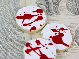 "<b>Halloween</b> Cookies ""<b>Bloody</b> Mess"" with <b>Bloody</b> Mary 