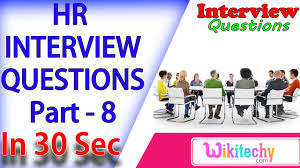 tell us some of your weakness hr interview questions and tell us some of your weakness 8 hr interview questions and answers for freshers in tcs infosys