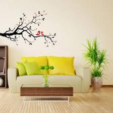 birds home vinyl wall art