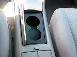 <b>CENTER CONSOLE</b> CUP HOLDER INSERT DUAL <b>DRINK</b> CUP ...