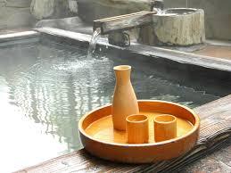 「温泉風呂で一杯」の画像検索結果