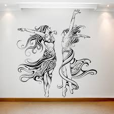 Shop for <b>vinyl wall decals</b> Couple of <b>beautiful</b> lovers at a great price