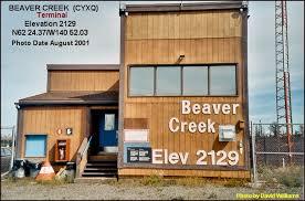 Beaver Creek Airport