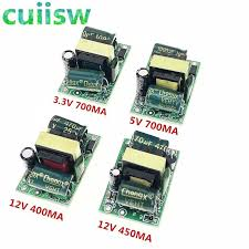 <b>12V 400mA</b> 450ma AC DC Isolated Power Buck Converter <b>220V to</b> ...