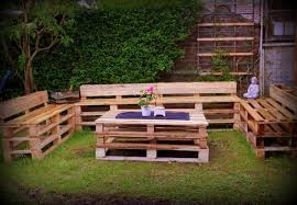 diy pallet patio furniture deck build pallet furniture