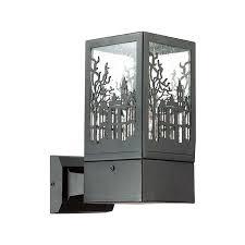 <b>Уличный светильник Odeon Light</b> 4054/1W Коричневый (Италия ...