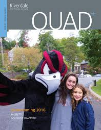 winter quad by riverdale country school issuu quad winter 2017