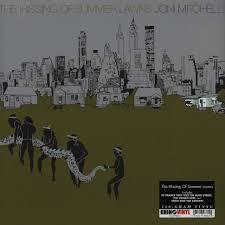 <b>Joni Mitchell</b> - The <b>Hissing of</b> Summer Lawns - Pop Music
