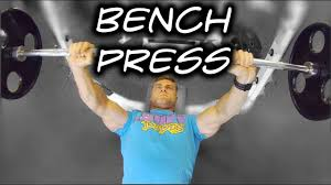 How to Perform <b>Bench Press</b> - Tutorial & Proper Form - YouTube