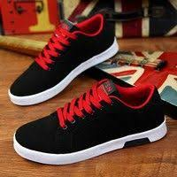 Simple Brief Canvas Laceup Shoes for <b>Men</b> | Stuff to buy in <b>2019</b> ...