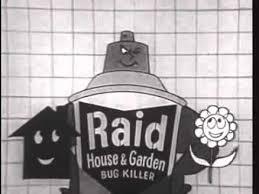 Raid Bug Killer (1960)