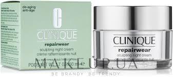 <b>Clinique Repairwear</b> Uplifting Sculpting <b>Night</b> Cream - <b>Ночной</b> ...