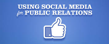 Image result for public relations and social media