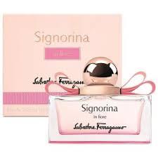<b>Salvatore Ferragamo Signorina</b> in Fiore, купить духи, отзывы и ...