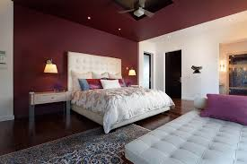exquisite bedroom in berry red design phil kean design group bedroomexquisite red white bedroom ideas modern