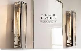 bathroom light sconces bathroom lighting sconces