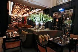 Kitchen Table London Review The London Foodie London Restaurant Reviews The Mirror Room