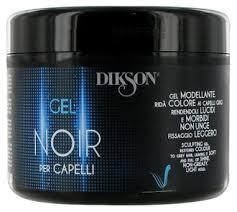 Тонирующий гель для седых волос Dikson Gel Noir ... - PARFUMS