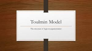 toulmin model  amp  logical syllogisms