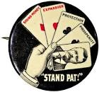 stand pat