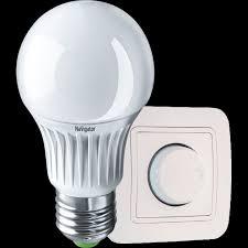 Диммируемая <b>лампа</b> «груша» <b>Navigator NLL</b>-<b>A60</b>-<b>10</b>-<b>230</b>-2.7K ...
