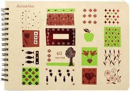 <b>Kroyter Блокнот</b> Эко 60 листов — купить в интернет-магазине ...