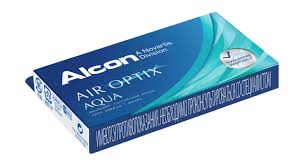 <b>Alcon</b>® <b>AIR</b> OPTIX® AQUA