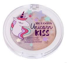 """<b>Хайлайтер для лица</b> """"<b>Unicorn</b> Kiss"""" RELOUIS : купить в Минске в ..."""
