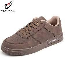VESONAL Brand PigSkin Male For Men Shoes <b>Adult</b> 2018 <b>Spring</b> ...